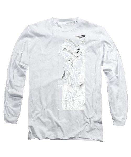 Pray Long Sleeve T-Shirt by Linda Shafer