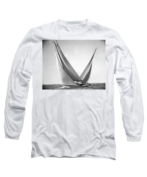 Prelude And Yucca In Regatta Long Sleeve T-Shirt