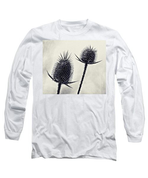 Long Sleeve T-Shirt featuring the photograph Prickly by John Hansen