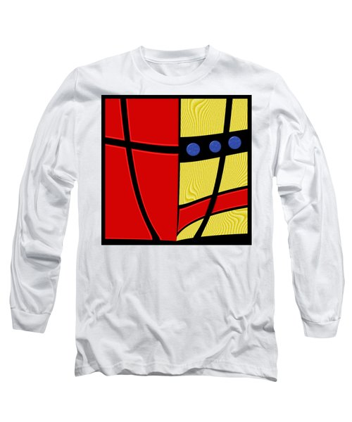 Primary Motivations 2 Long Sleeve T-Shirt