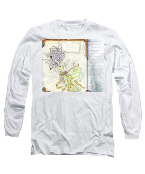 Princess Altiana Aka Rokeisha Long Sleeve T-Shirt by Shawn Dall