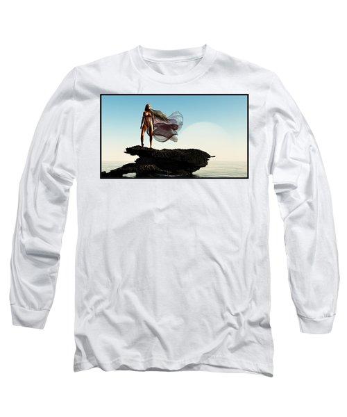 Princess Of Mars... Long Sleeve T-Shirt