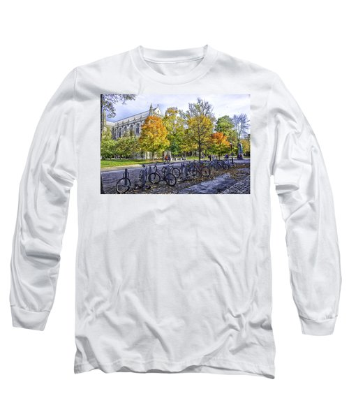 Princeton University Campus Long Sleeve T-Shirt