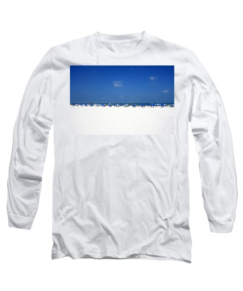 Pristine Clearwater Long Sleeve T-Shirt by David Nicholls