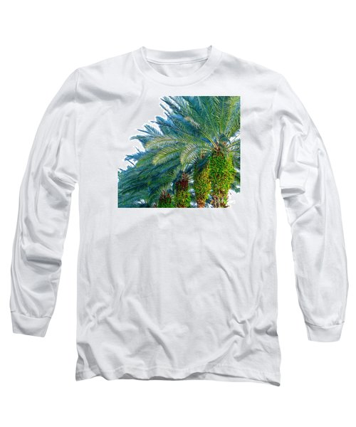 Progression Of Palms Long Sleeve T-Shirt