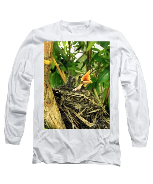Promises Of A New Day Long Sleeve T-Shirt