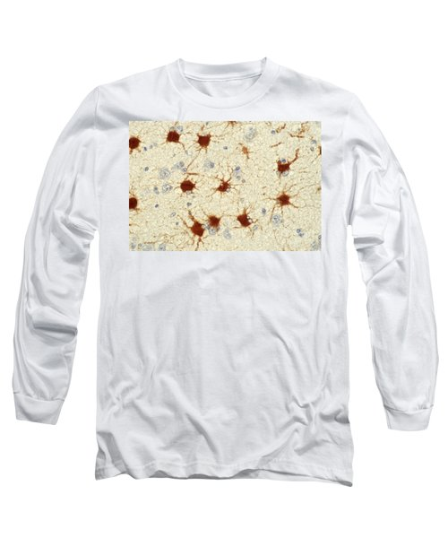 Protoplasmic Astrocytes Long Sleeve T-Shirt