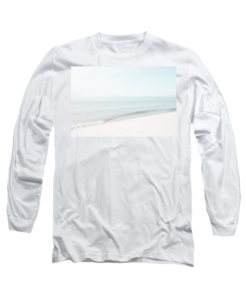 Long Sleeve T-Shirt featuring the photograph Provincetown From Ryder Beach by Brooke T Ryan