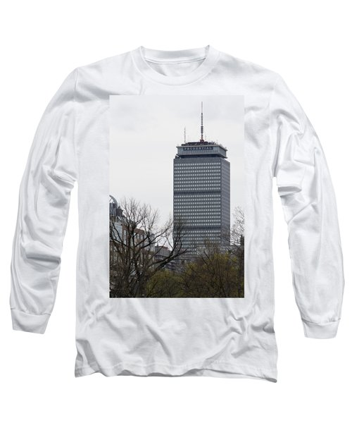 Prudential Tower Long Sleeve T-Shirt