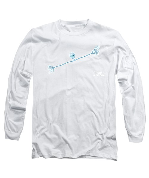 Pseudounipolar Neuron Long Sleeve T-Shirt