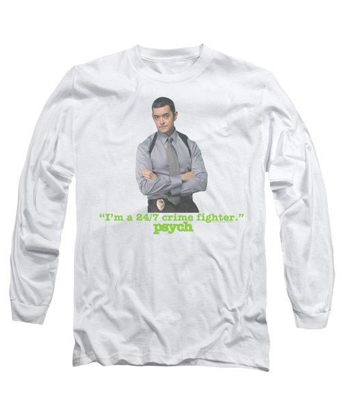 Psych - 247 Long Sleeve T-Shirt