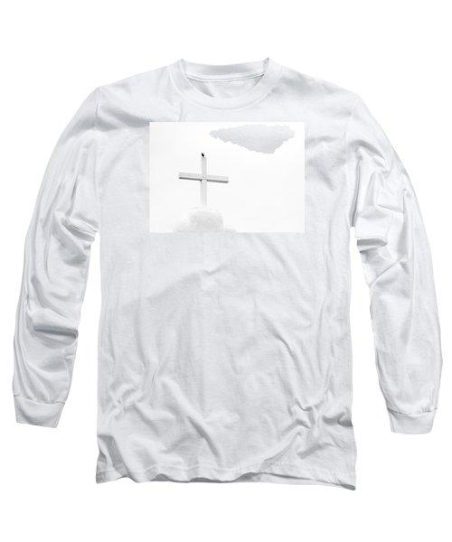 Pueblo Cross Long Sleeve T-Shirt