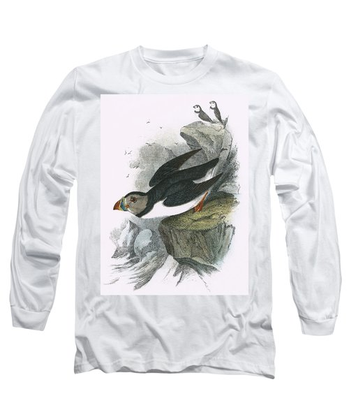 Puffin Long Sleeve T-Shirt by English School