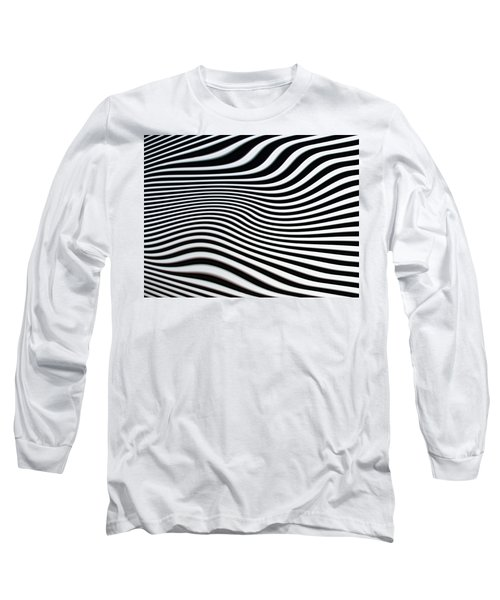 Pulsating Long Sleeve T-Shirt by Jacqi Elmslie
