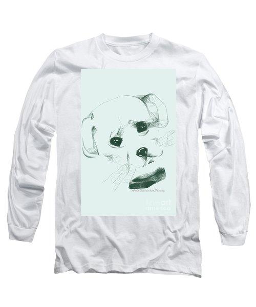 Puppy Long Sleeve T-Shirt