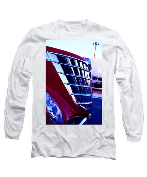 Push Long Sleeve T-Shirt by Jamie Lynn