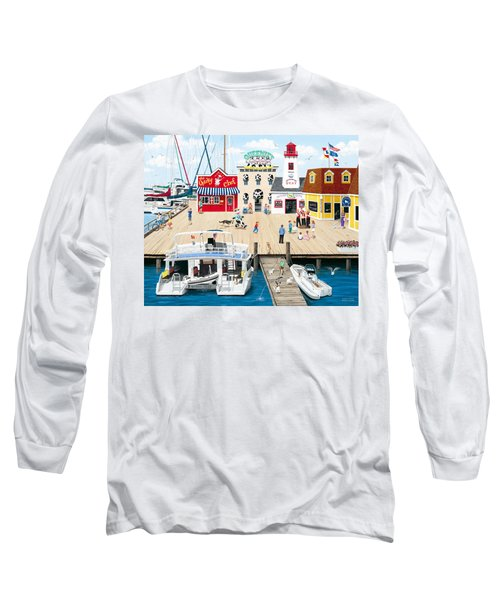 Quartet At The Quay Long Sleeve T-Shirt