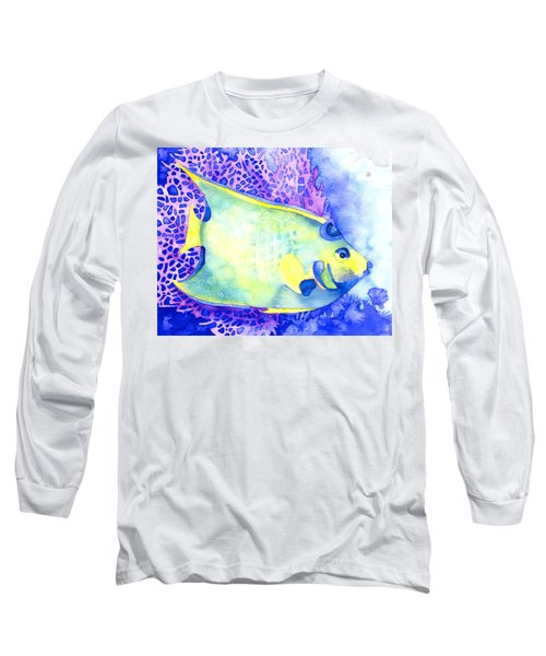 Queen Angelfish Long Sleeve T-Shirt