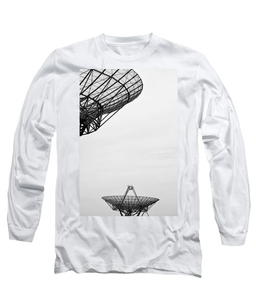Radiotelescope Antennas.  Long Sleeve T-Shirt