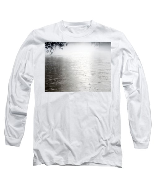 Rain On The Flint Long Sleeve T-Shirt