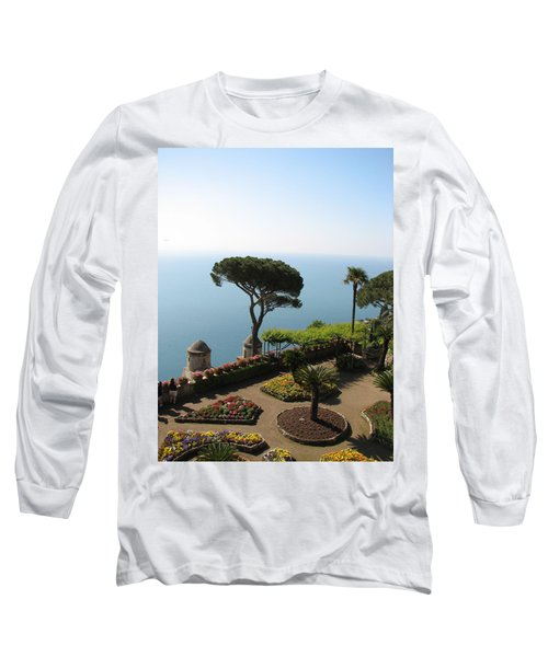 Ravello Long Sleeve T-Shirt by Carla Parris