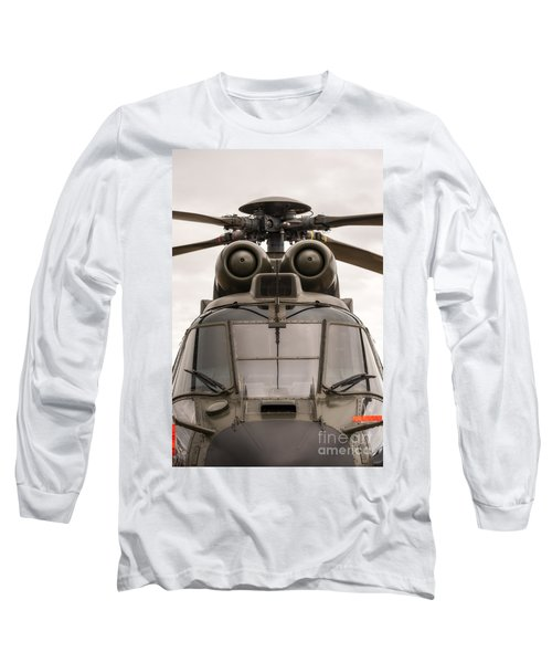 Ready For Action Long Sleeve T-Shirt by Ray Warren