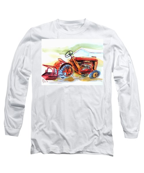 Ready For Work  Long Sleeve T-Shirt