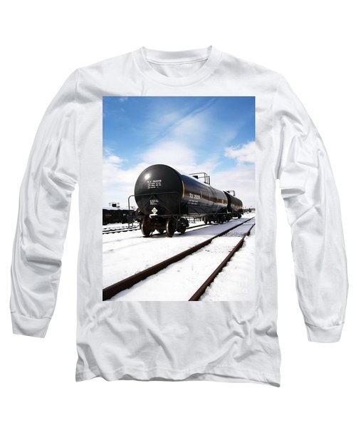 Long Sleeve T-Shirt featuring the photograph Ready To Go by Sara  Raber