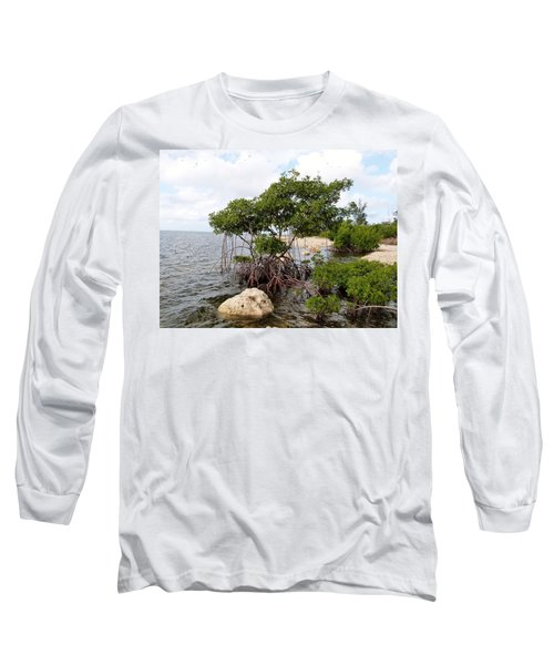 Long Sleeve T-Shirt featuring the photograph Reclamation 9 by Amar Sheow