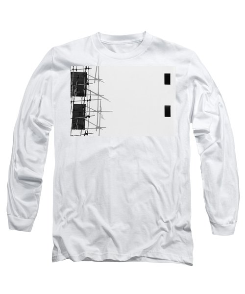 Rectangles And Shadows Long Sleeve T-Shirt