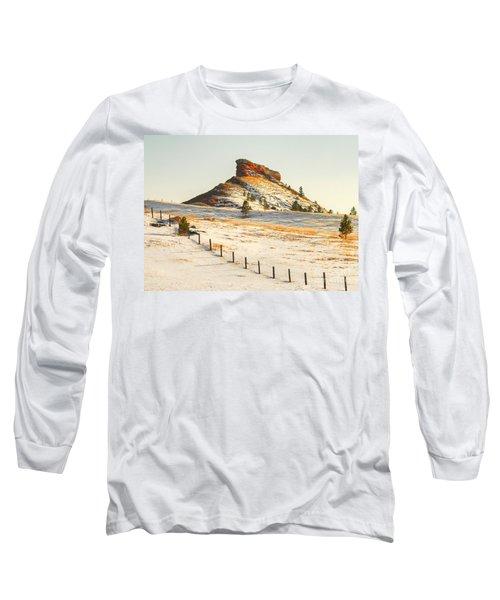Red Butte Long Sleeve T-Shirt