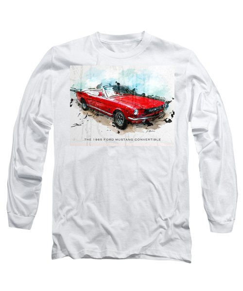 The Red Pony 2 Long Sleeve T-Shirt