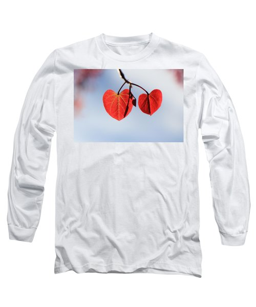 Redbud Illumined Long Sleeve T-Shirt