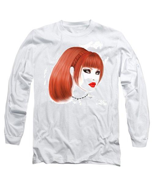 Redhead Cassia Long Sleeve T-Shirt by Renate Janssen