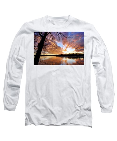 Reflected Glory Long Sleeve T-Shirt
