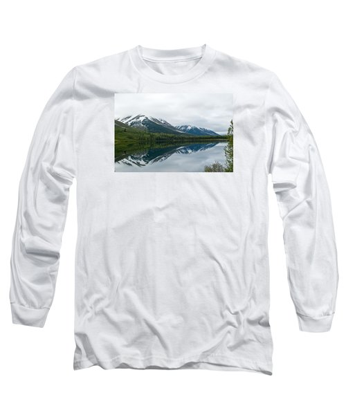 Reflection Montana  Long Sleeve T-Shirt