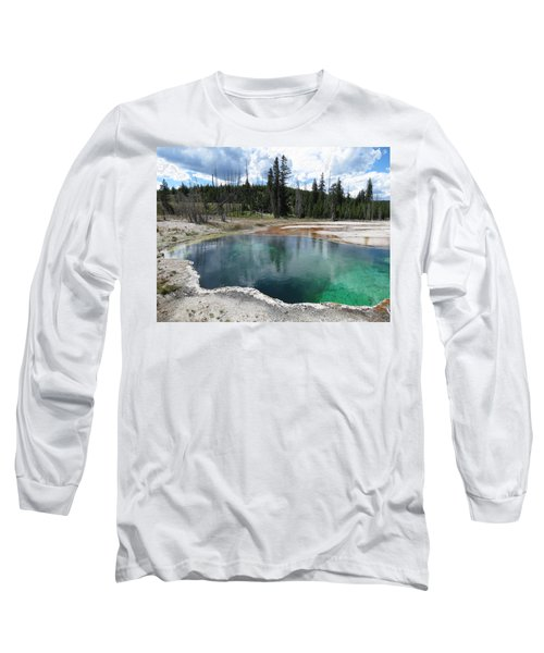 Reflection Long Sleeve T-Shirt by Laurel Powell