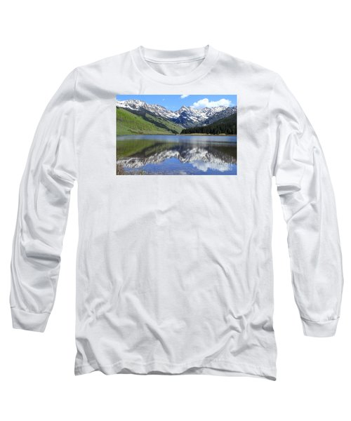 Reflection Of Beauty Long Sleeve T-Shirt