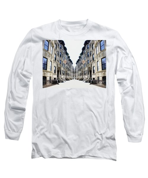 Reflections Of My Childhood Home Long Sleeve T-Shirt