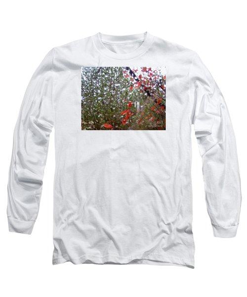 Reflections Of Rain Long Sleeve T-Shirt
