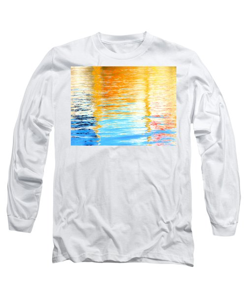 Reflections Of The Setting Sun Long Sleeve T-Shirt