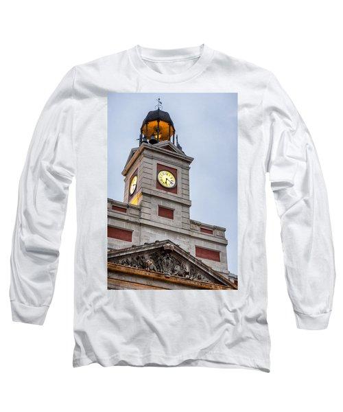Reloj De Gobernacion 2 Long Sleeve T-Shirt