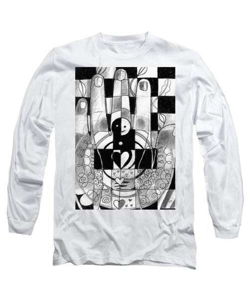 Remember To Love And Nurture Long Sleeve T-Shirt
