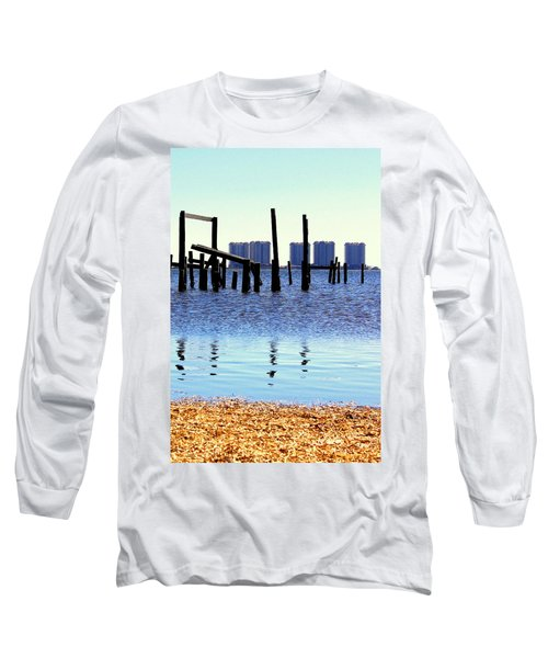 Long Sleeve T-Shirt featuring the photograph Reminders by Faith Williams