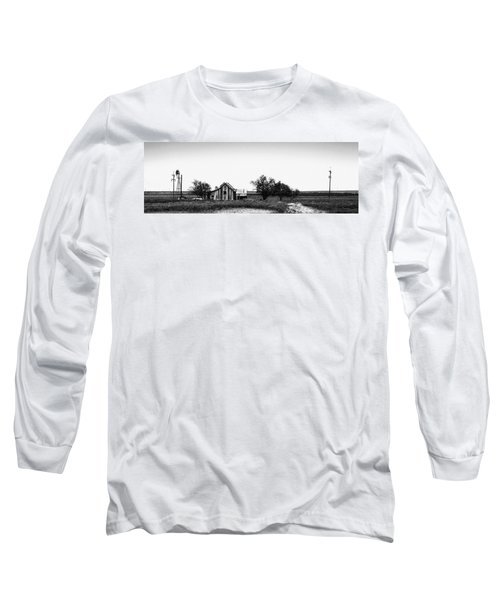 Remnants Of The Dust Bowl Long Sleeve T-Shirt
