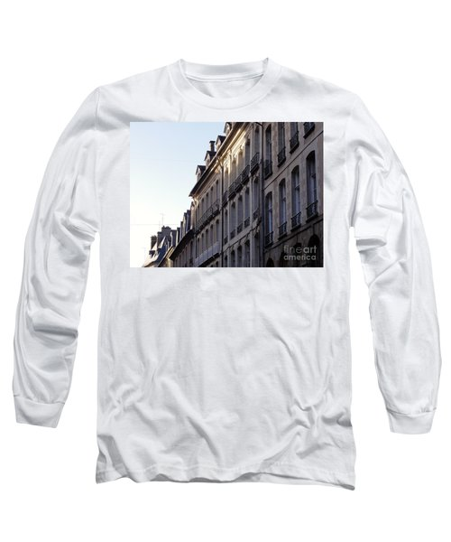 Rennes France 3 Long Sleeve T-Shirt