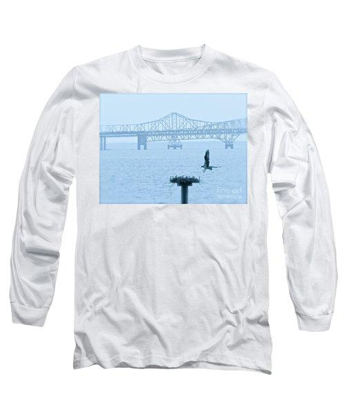 Returning Home  Long Sleeve T-Shirt