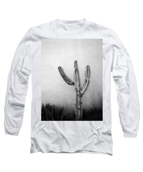 Ribbing Long Sleeve T-Shirt