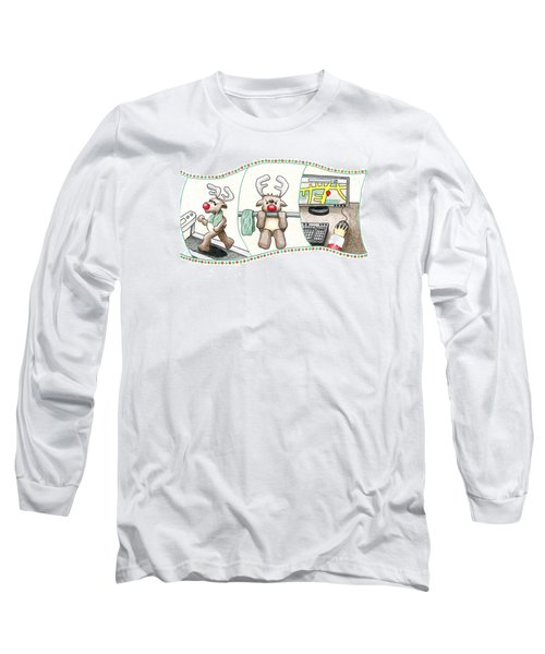 Right Before X'mas Long Sleeve T-Shirt
