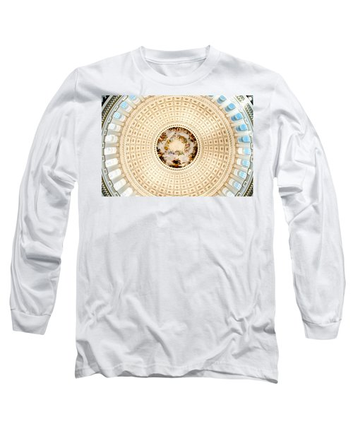 Ring Around The Capitol Long Sleeve T-Shirt